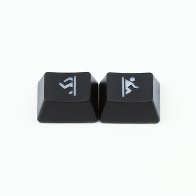 Max Keyboard Custom R1 / B 1.25x  Portal Backlight Cherry MX Key Cap