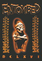 ENTOMBED    FLAGGE / FAHNE POSTER FLAG