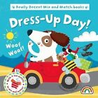 Mix and Match - Dress Up Day by Philip Dauncey (Board book, 2014)