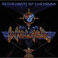 Winger - In The Heart Of The Young [new Cd] Portugal - Import on Sale