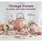 Search Press Books-vintage Purses to Make Sew & Embroider