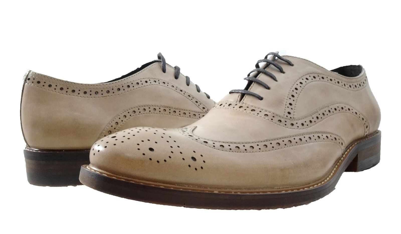 Kenneth Cole  Lace Uomo Roll The Dice Lace  Up Wingtip Business Casual Dress Schuhes 81da74