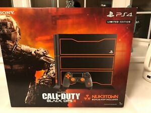New Playstation 4 Call Of Duty Black Ops Iii 3 Limited Edition