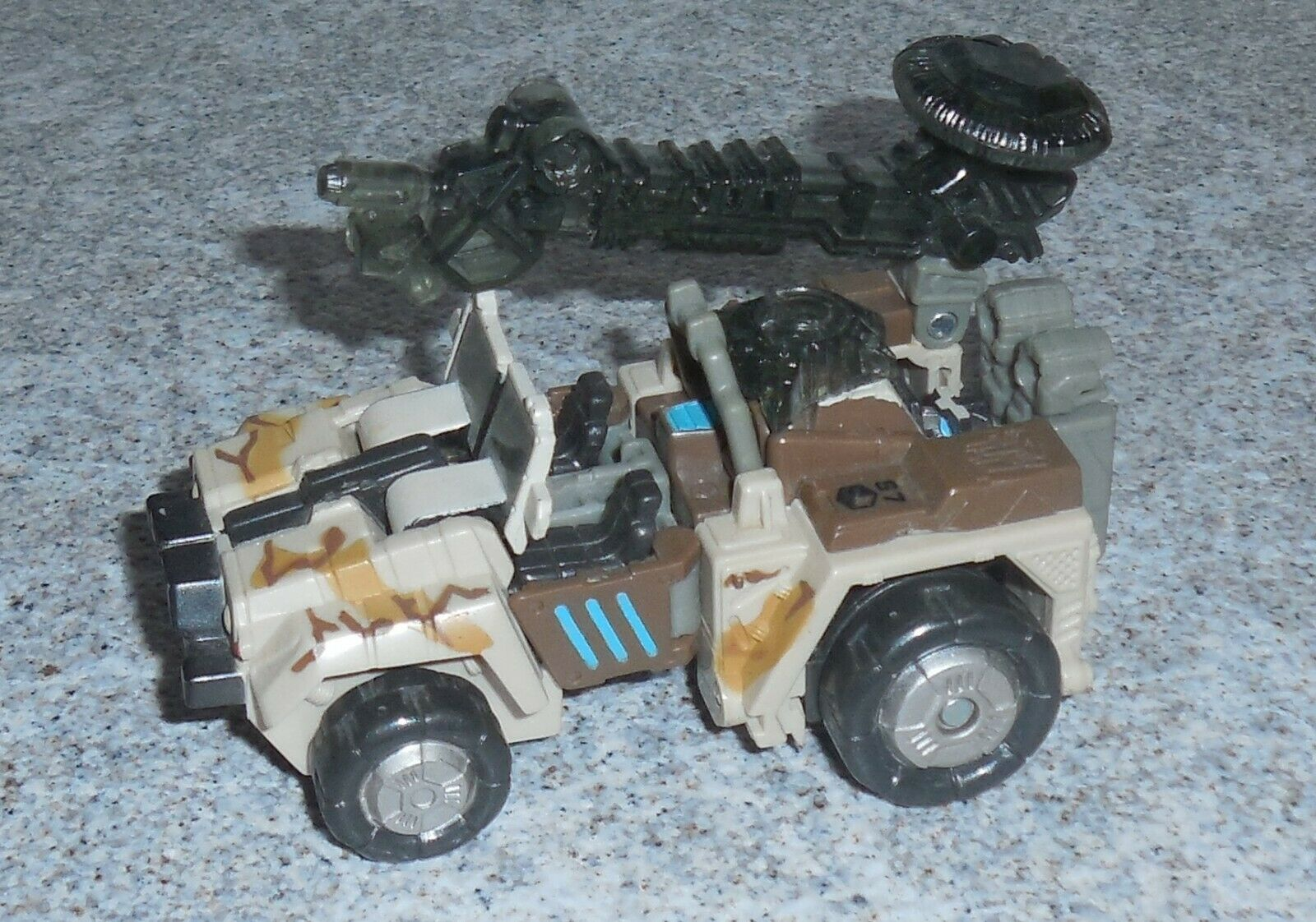 Transformers Movie STRONGARM Complete Hasbro 2007 Scout
