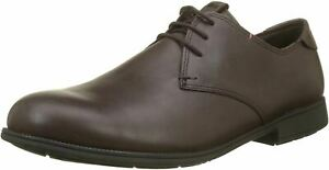 Camper-Mil-18552-Brown-Mens-Formal-Leather-Shoes