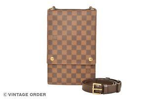 Louis Vuitton Damier Ebene Portobello Shoulder Bag N45271 - YG01139