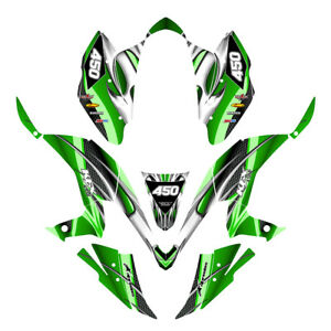 Kawasaki Kfx R Graphics Kit