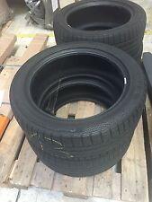 2x Winterreifen Continental ContiWinterContact TS810 245/45 R18 100V DOT2514 6mm