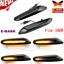 Dynamische-LED-Seitenblinker-Blinker-Fuer-BMW-E90-E91-E92-E93-E60-E87-E82-E46-TS Indexbild 1
