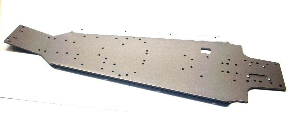 FG 1 5 5 5 4WD Fun Cross WB535 Leopard 66200 01 Alu Chassis Plate FT9®  Ahorre 35% - 70% de descuento