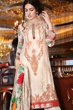 Gul Ahmed 100% Original Eid Collection 2016 Unstitched Suit PM-146