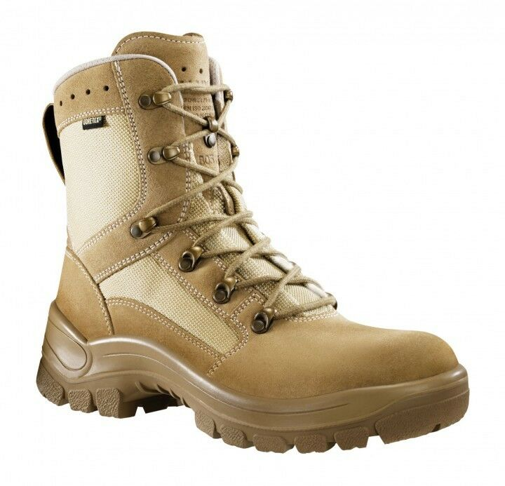 HAIX AIRPOWER® P9 High Bundeswehr German Army ISAF Desert Goretex Stiefel Stiefel     |  | Hervorragende Eigenschaften  | Mode-Muster