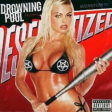 Desensitized-von-Drowning-Pool-CD-Zustand-gut