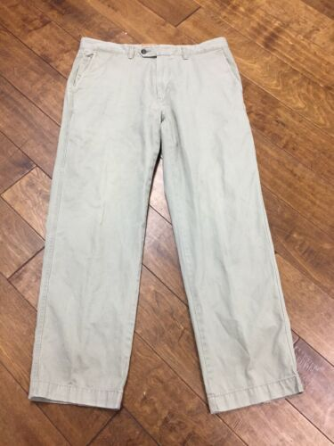 Tommy Bahama Light Green Khaki Pants Men's 36x30 F