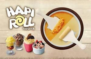 Doshisha Hapi Roll Ice Cream Sherbet Maker  Roll ice cooking at home DHRL-18