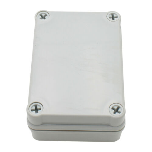 1x Plastic Junction Box Waterproof Electrical Box ABS Material Case 110x80x45mm