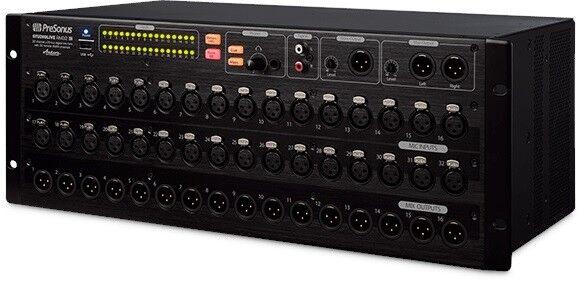 Digital Mixer, Presonous Studiolive RM32AI