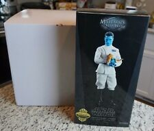Grand Admiral Thrawn STAR WARS SIDESHOW 1:6 Scale + THRONE / Chair EXCLUSIVE