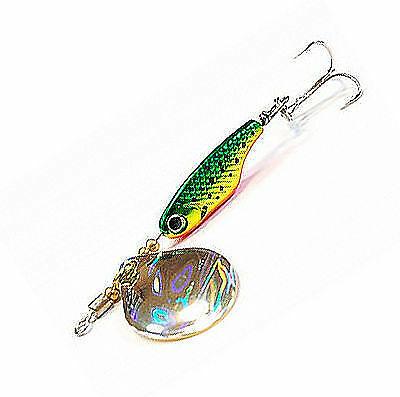 Daiwa Silver Creek Spinner 1060 R-C fishing lures original range of colors