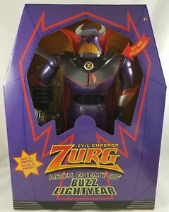 New-Disney-Store-Toy-Story-Talking-Light-Up-Emperor-Zurg-Action-Figure-12-034