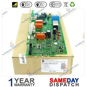 Worcester-Greenstar-RD329-RD428-RD532-RD532I-PCB-87483005120-87483004950