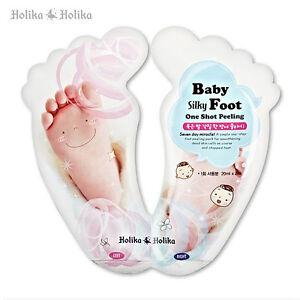 HOLIKA-HOLIKA-Baby-Silky-Foot-One-Shot-Peeling-Korea-Cosmetics