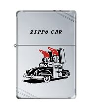 Zippo Feuerzeug Zippo Car Limited Edition xxx/500 Vintage in der Samtbox
