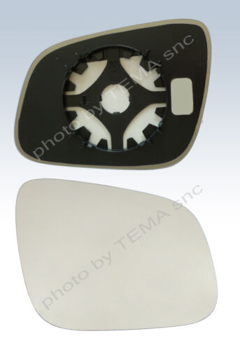 Specchio retrovisore DAEWOO CHEVROLET Spark piastra aggancio+vetro destro