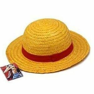 cb274458f4b71 Image is loading Sombrero-de-Paja-Luffy-One-Piece-35cm