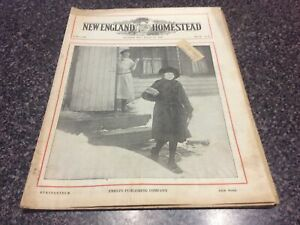 New England Homestead Newspaper Jan.31,1925 Agriculture
