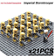 21-22-Pcs-Minifigure-Star-Wars-Clone-Trooper-Captain-Rex-Palpatine-Army-Lego-MOC thumbnail 21
