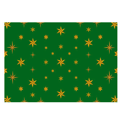 Unique High Quality Christmas Snowflake /& Star Wrapping Paper-Size A3 GP125