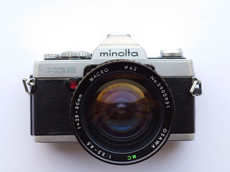Minolta, Minolta XG-2, God
