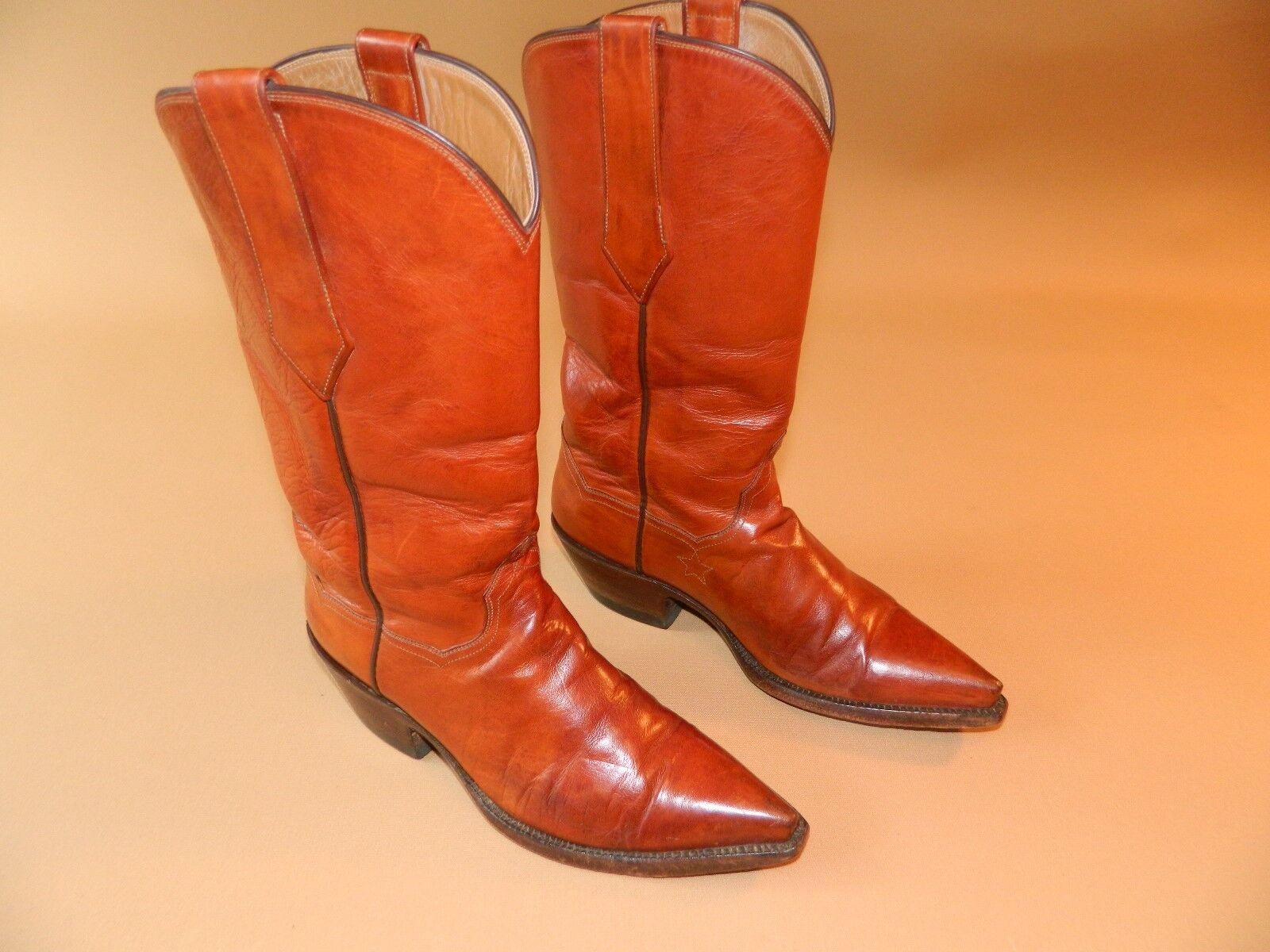 J.B. Hill Womens Cowboy Boots Size Size Size 6 b 195d73