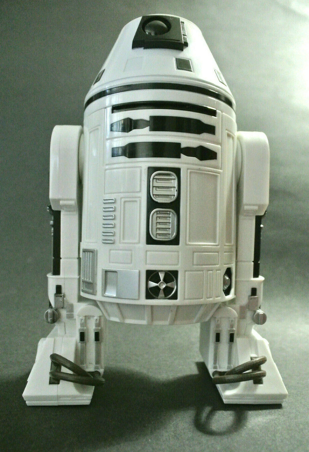 "1/6 Star Wars RO4LO Droid for sideshow bandai ho toys r2d2 r5d4 12"" Figure on eBay thumbnail"