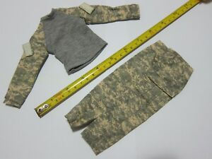 1-6-Scale-Camouflage-Uniform-Set-For-12-034-Action-Figure-Dolls-Toys