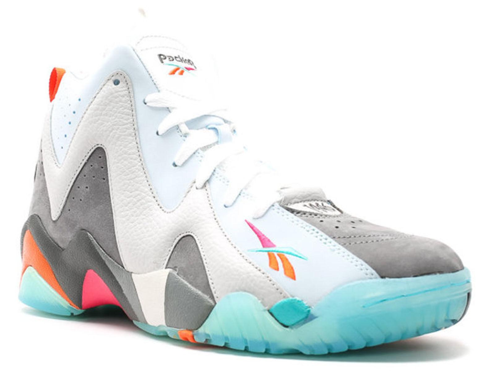 Brand New Reebok Kamikaze II Mid Men's Athletic Fashion Sneakers [V63452]