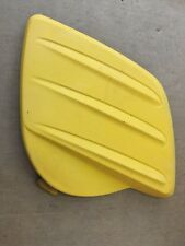 Clutch Belly Pan Cover (Yellow) Ski Doo 2000 MXZ 600 ZX Chassis P/N 502006511 02