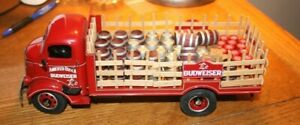 1938-Die-Cast-GMC-Truck-Danbury-Mint-Budweiser-entrega