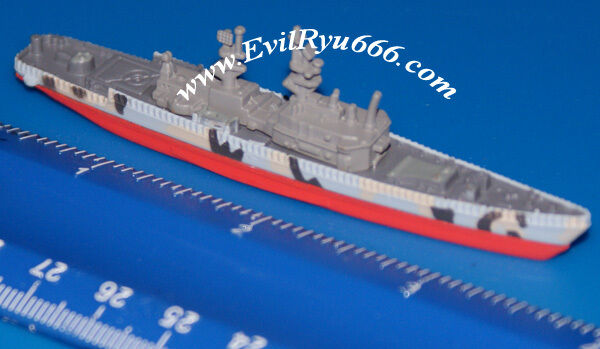 Military Micro Machines USS BELKNAP CG
