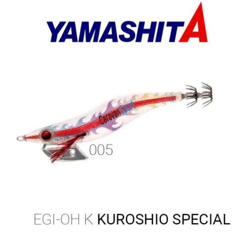 TOTANARA YAMASHITA EGI-OH K KUROSHIO SP 3.5 EGI OH TOTANARE CALAMARI SEPPIE