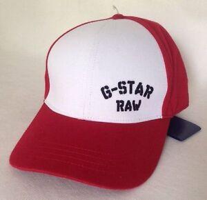 Casquette-cap-kappe-G-star-raw-denim-TOOD-CAP-neuf-authentique-Size-L