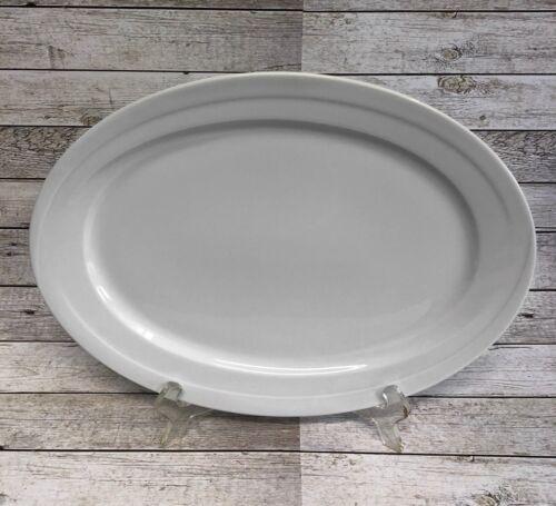 Seltmann Weiden MONACO Platte oval 35 x 26 cm Servierplatte Servierschale