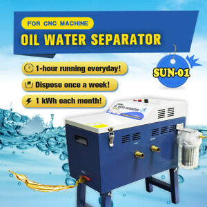 Details about SFX 1 Pc Oil Water Separator Small CNC Oil Skimmer Filter on