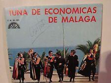 TUNA DE ECONOMICAS DE MALAGA GRANADA / OJOS DE ESPANA 7 IN 45 RPM BERTA NM P/S