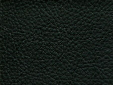 BLACK PREMIUM MARINE//AUTO//UPH// FAUX LEATHER VINYL BY THE YARD PRODIGY!