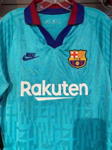 Barcelona third jersey 2019-2020  *AT0028-310* ORIGINAL