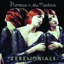 FLORENCE & and THE MACHINE Ceremonials 2 x Vinyl LP Gatefold Sleeve NEW & SEALED
