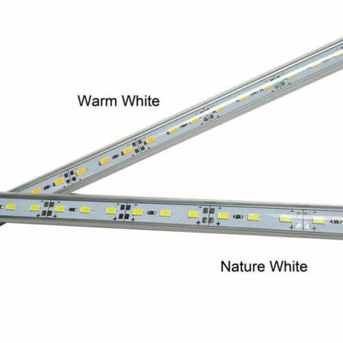 5stücke SMD5630 LED Starre Streifen Harte Bar Lichtschlauch Lampe 12V 20//30//50cm