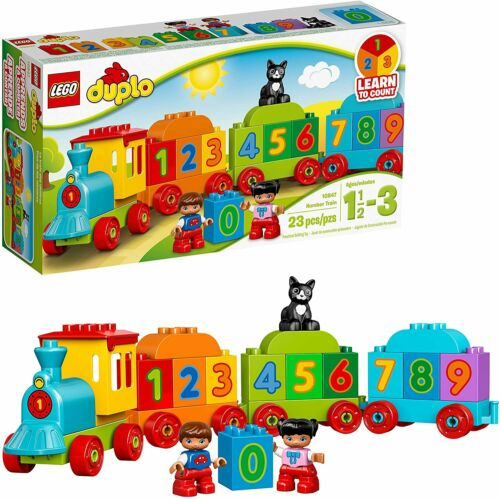 10847 LEGO Number Train DUPLO My First